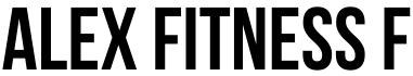 Alexfitnessf